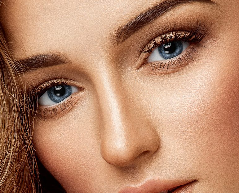 Blepharoplasty Before and after gallery Background
